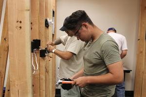 Bassett Adult School Electrician Program