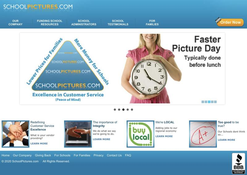 Online Picture Ordering