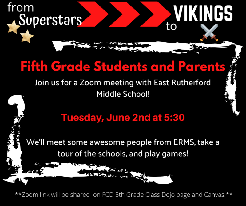 5th Grade East Middle Zoom Tour Featured Photo