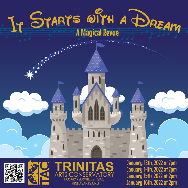 """""""It Starts With a Dream - A Magical Revue"""" Cast Announcement Featured Photo"""