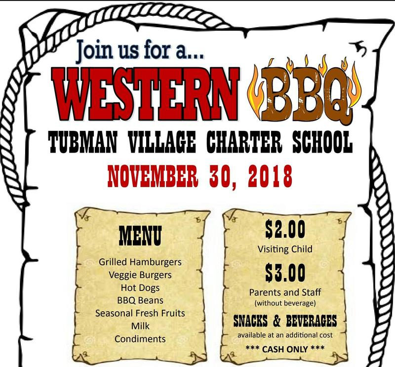 San Diego Unified Western BBQ Nov. 30th! Featured Photo