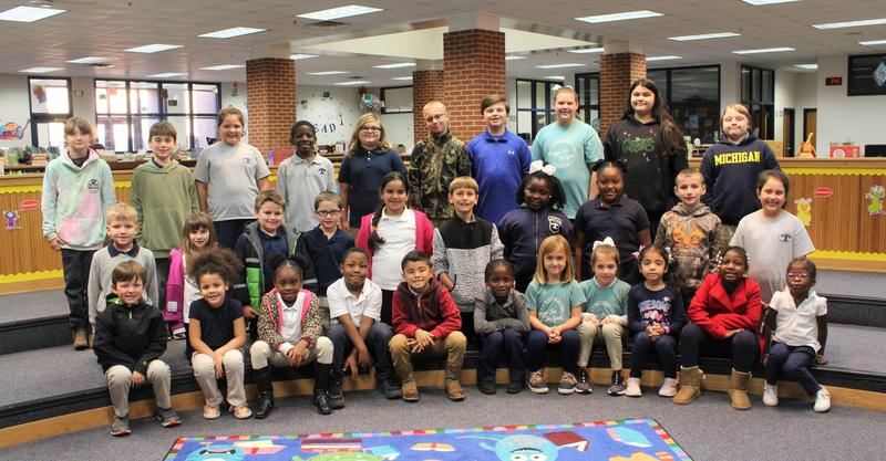 Congratulations October Students of the Month! Featured Photo