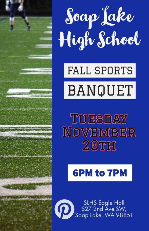 Fall Sports Banquet Thumbnail Image
