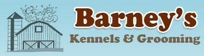 Barneys Kennels and Grooming logo