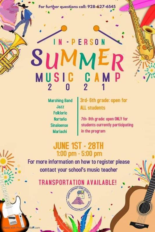Music Camp Featured Photo