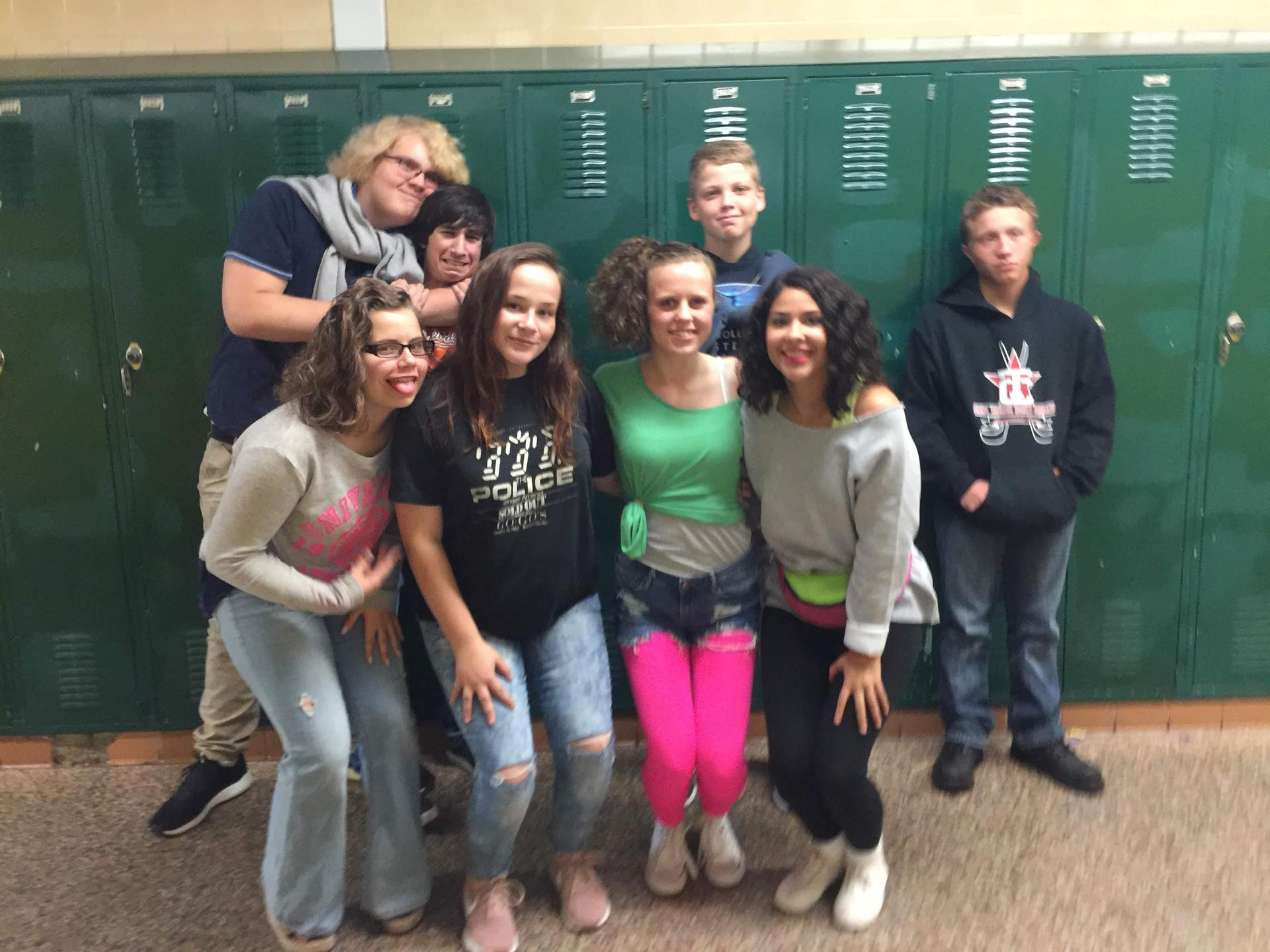 80s Day for HoCo 2018