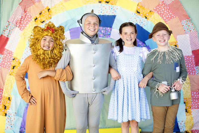 Wizard of Oz lead cast