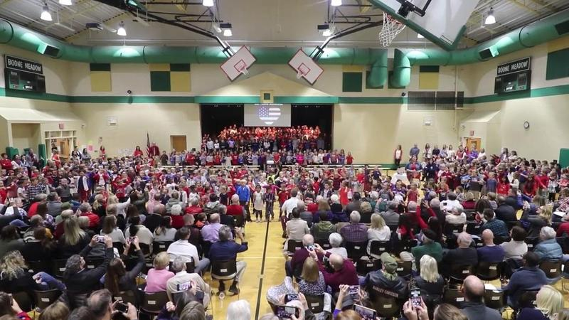 Veterans Day Music Program Video
