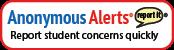 Anonymous Alerts