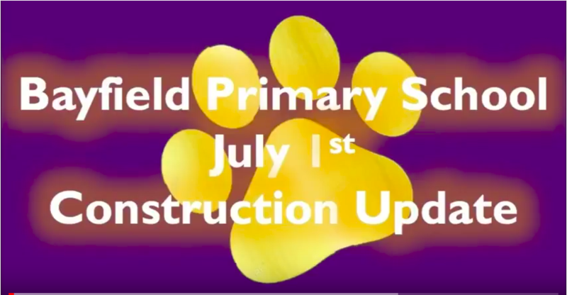 Primary School Construction Update! Featured Photo