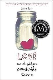 Cover of the book love and other perishable items