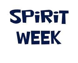 Spirit Week October 21st - October 25th Thumbnail Image