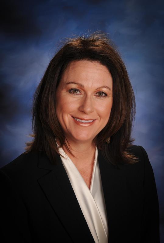 Professional photo of Sherri Bays, Superintendent