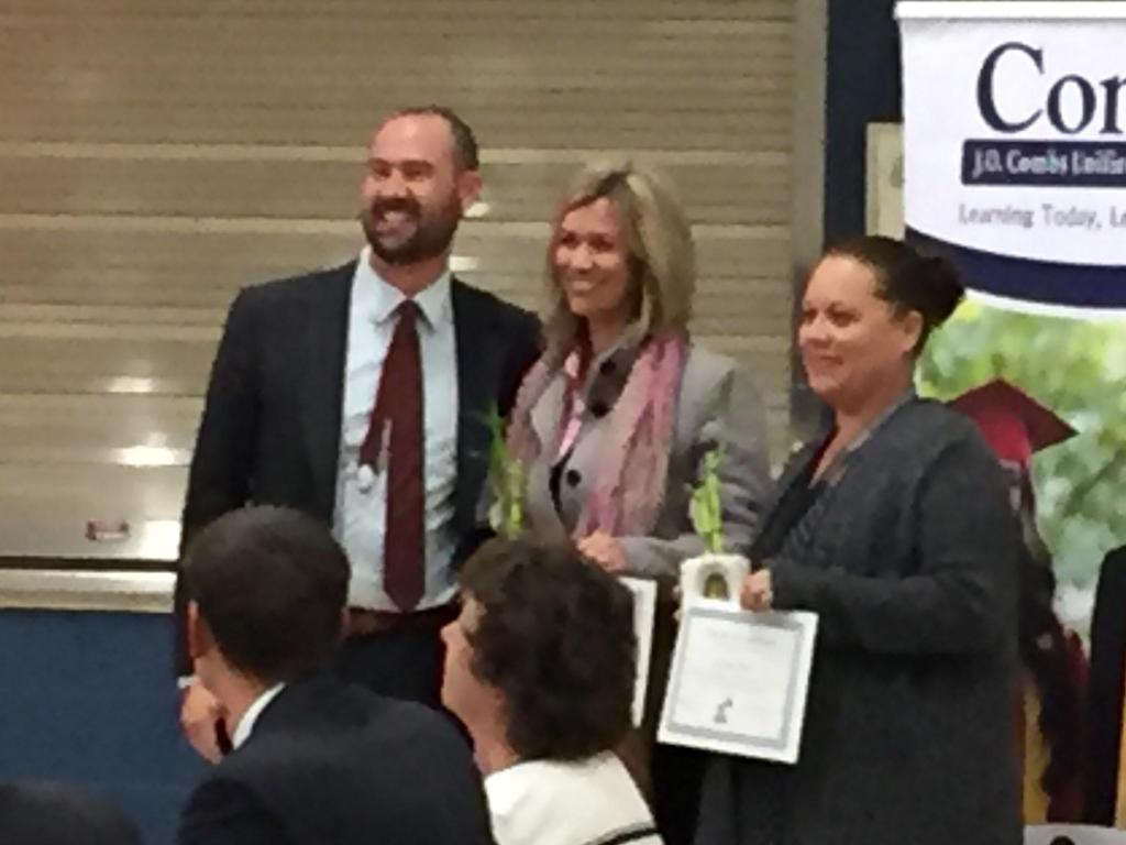 CTA Teacher Recognition