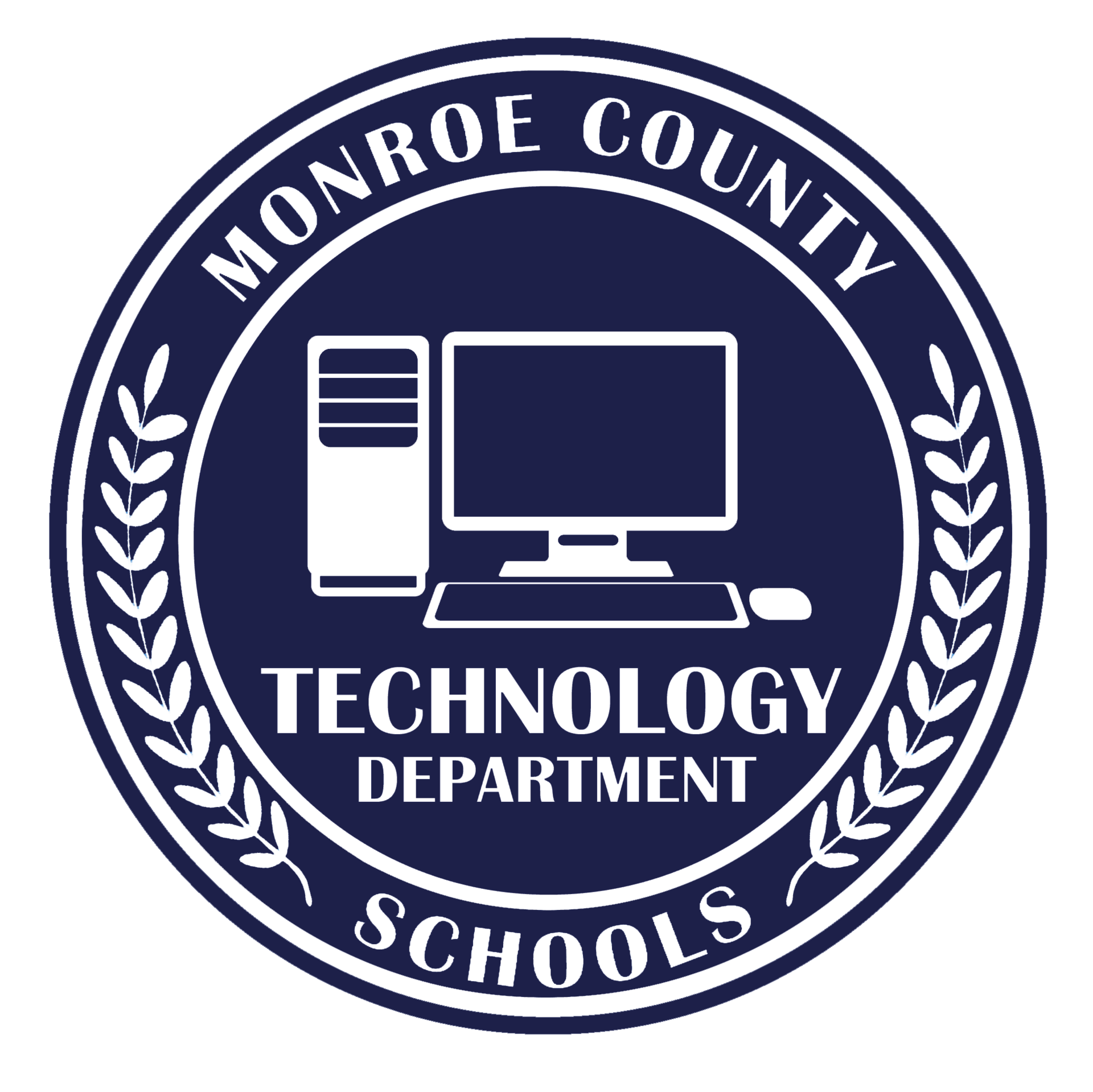 Monroe County Schools Technology Logo