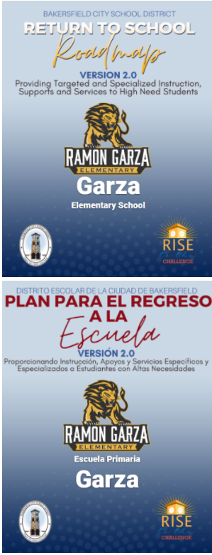 Return to School Roadmap 2.0/Plan Para el Regreso a la Escuela Featured Photo