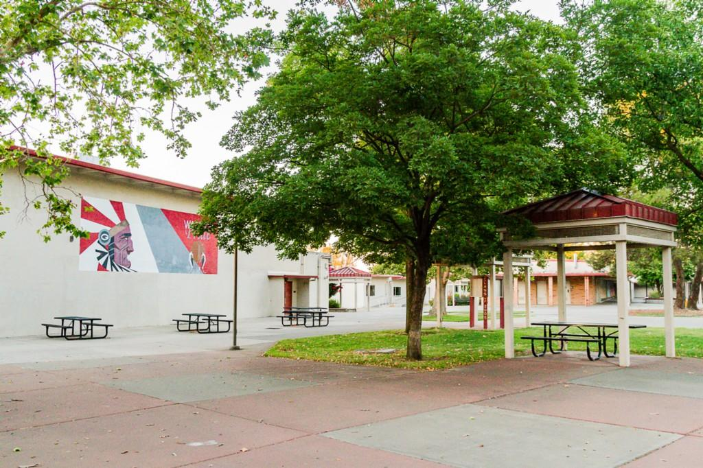 Galt High School Campus