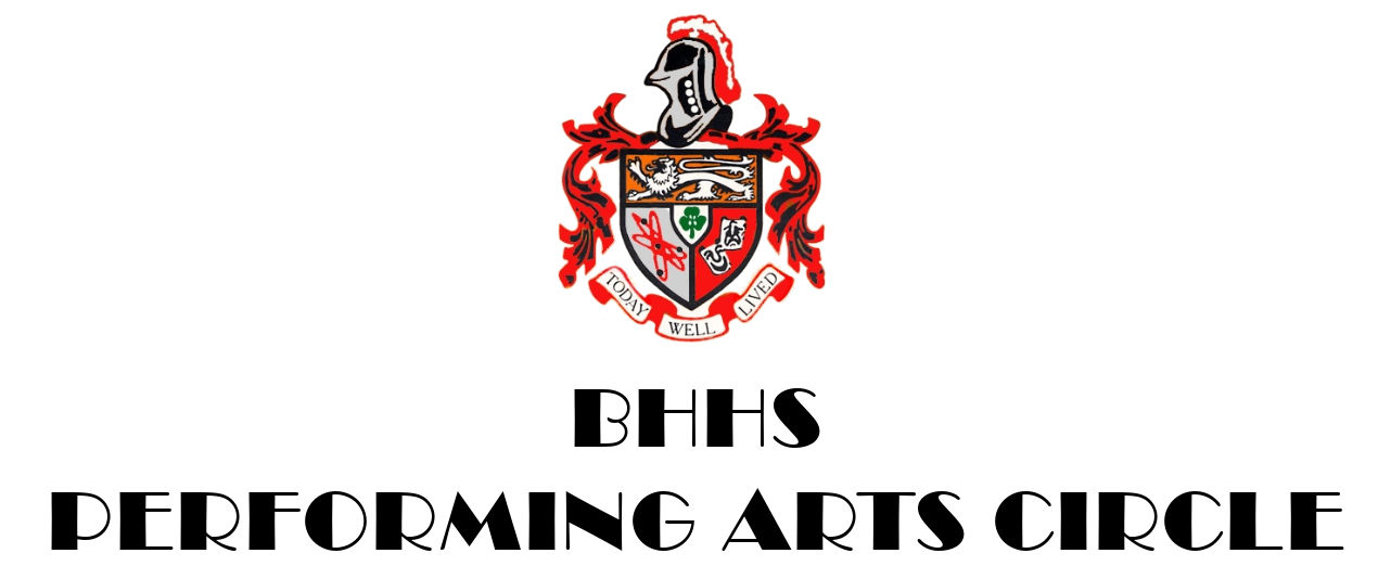 bhef performing arts logo