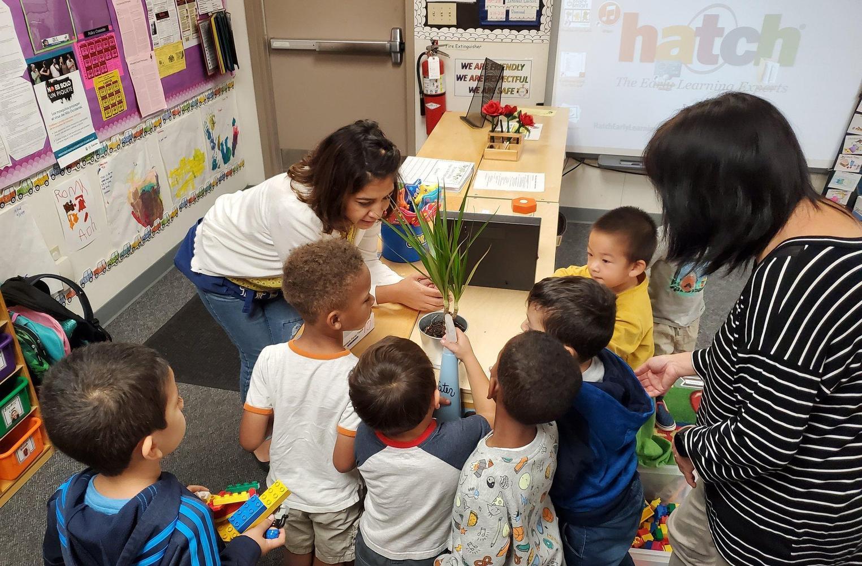 Head Start Students
