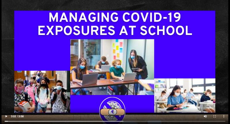 COVID-19 EXPOSURE MANAGEMENT