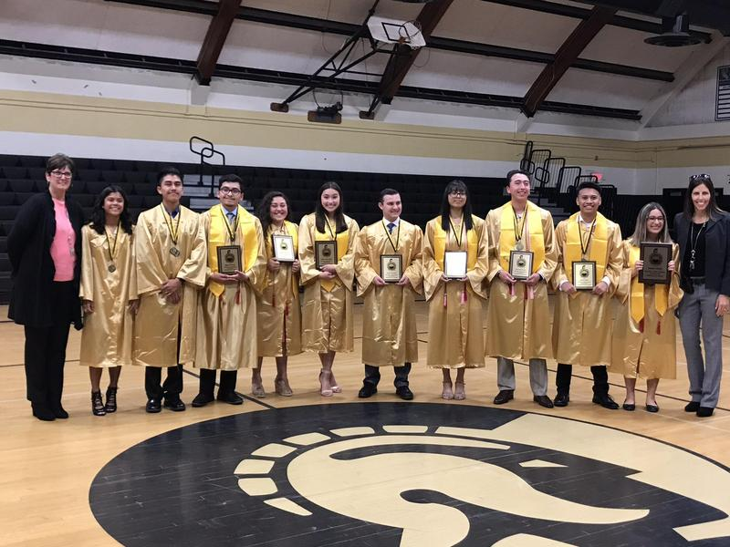 Senior Awards 2019