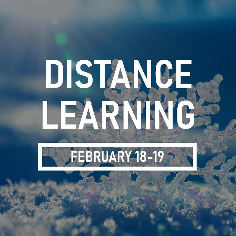 Distance Learning February 18 & 19