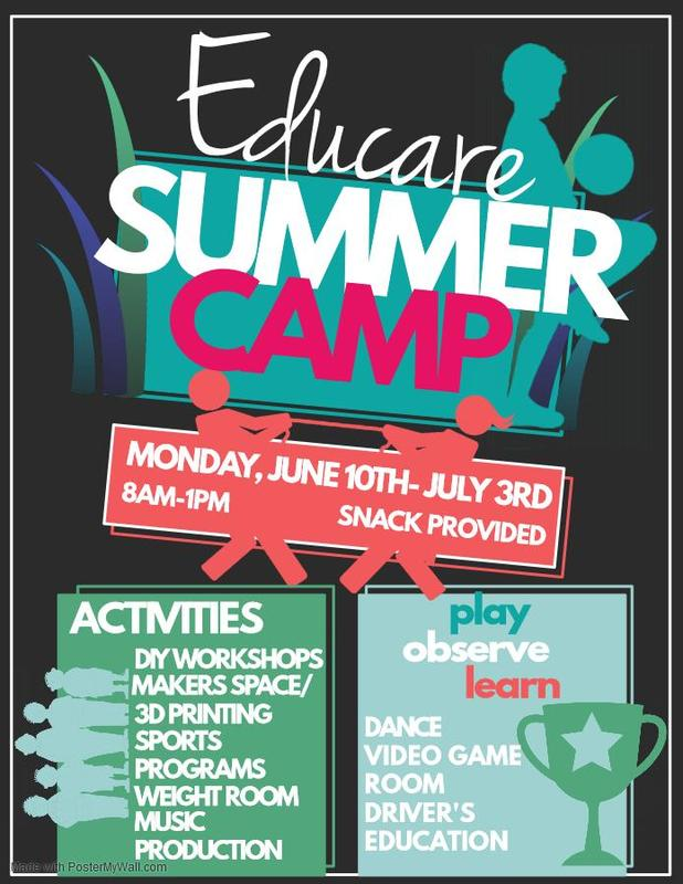 Educare Summer Camp Featured Photo