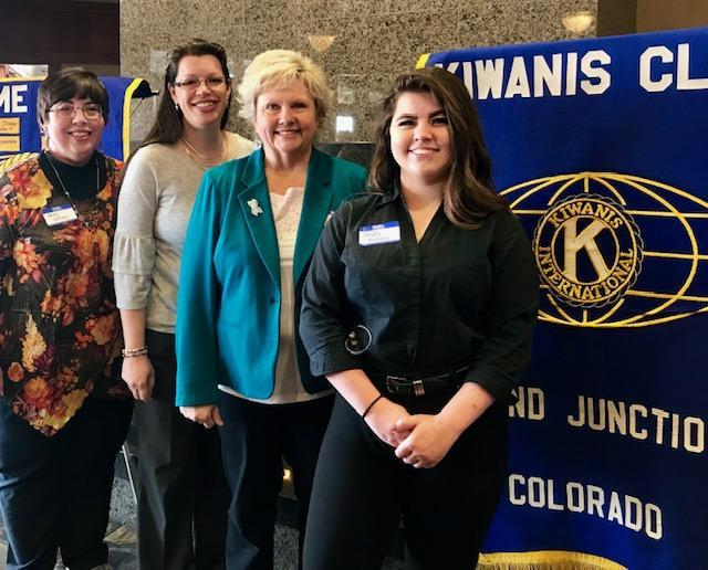 Hailey K. Kiwanis Student of the Month