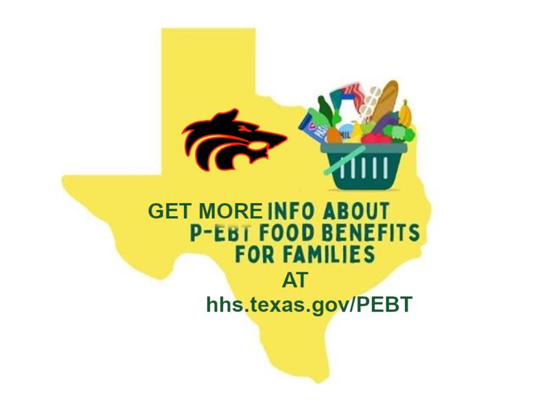 P-EBT Food Program State of Texas Outline