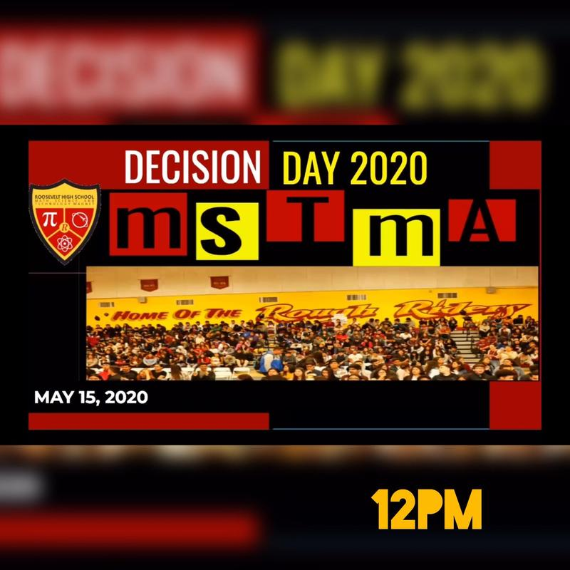 VIDEO MSTMA COLLEGE DECISION DAY 2020 Featured Photo