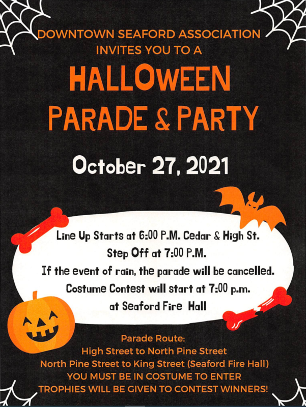 Halloween Parade & Party Featured Photo