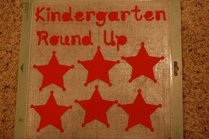 Kindergarten Round-Up 2019