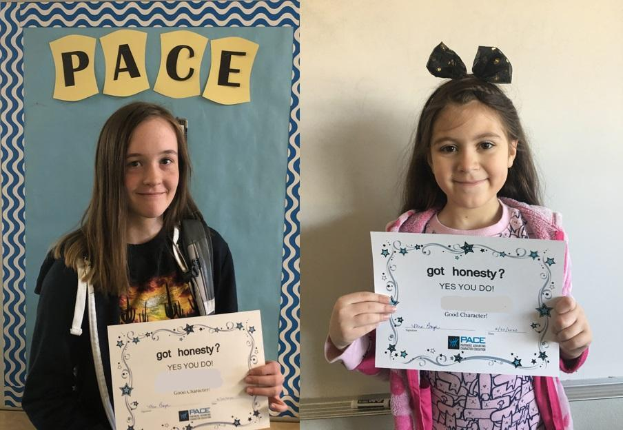 February PACE Awards