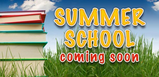 Summer School Begins June 10 . La escuela de verano empieza el 10 de Junio . Hay varios programas este verano. Thumbnail Image