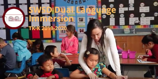 Dual Language Immersion Program Makes Great Strides In SWSD Featured Photo