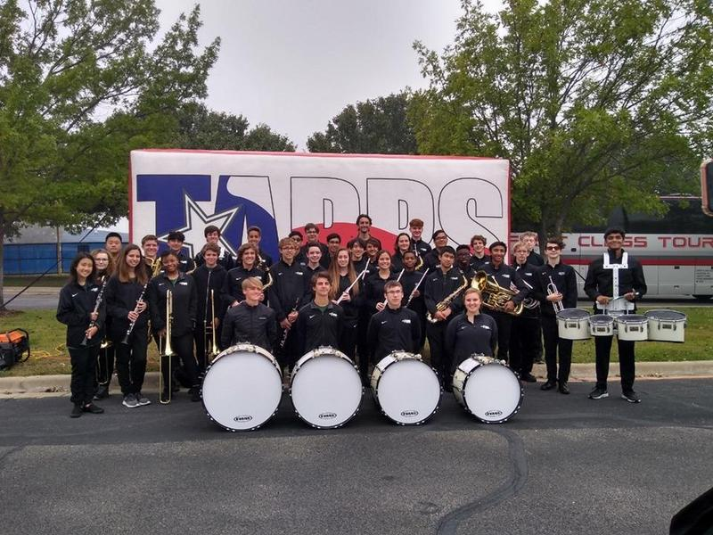 LSA Field Band Finishes as State Runner- Up Thumbnail Image