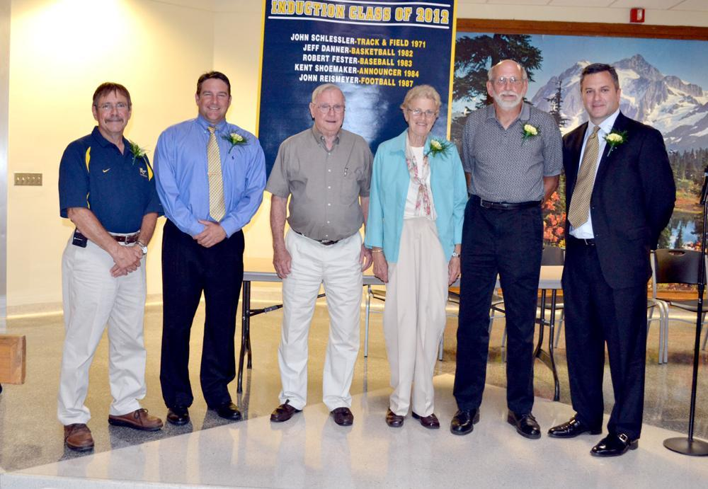 2012 Mars Area High School Sports Hall of Fame Inductees