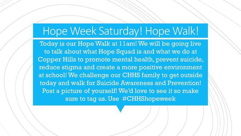 Hope Walk!