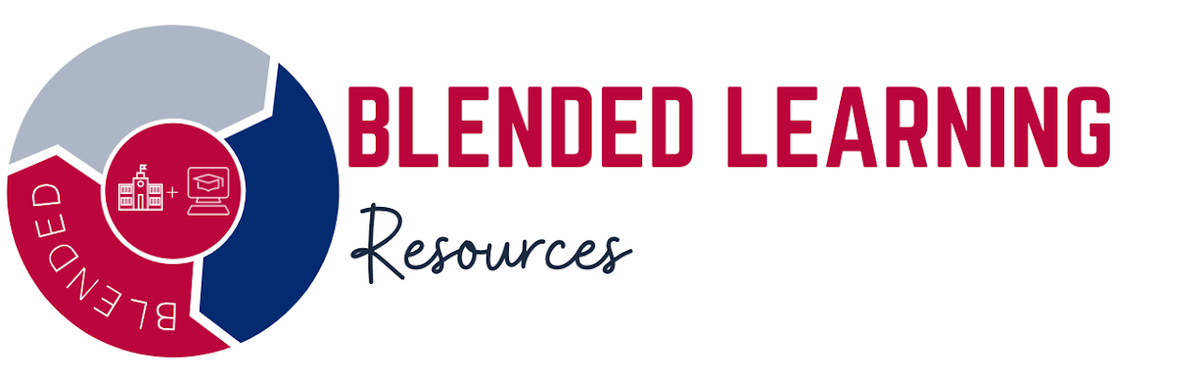Blended Learning Resources