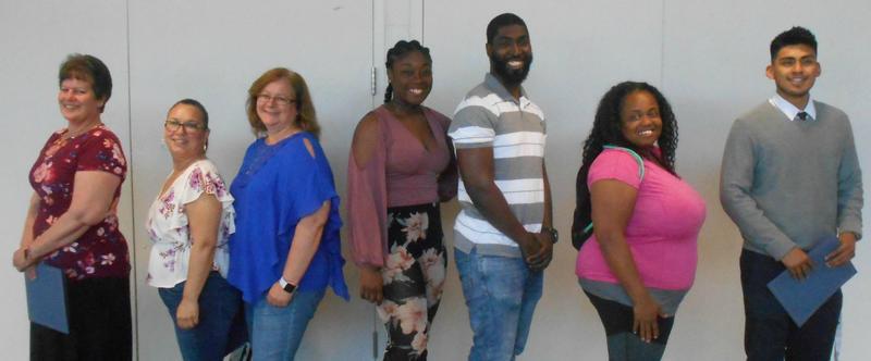 2018 Reaching Up Program graduates