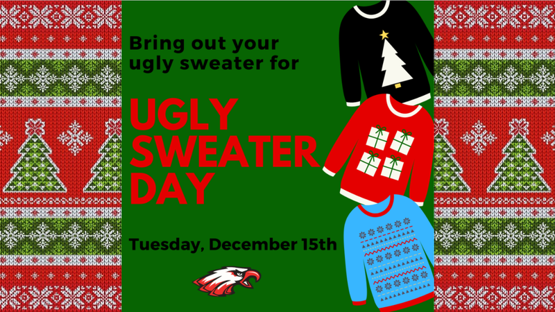 UGLY SWEATER GRAPHIC