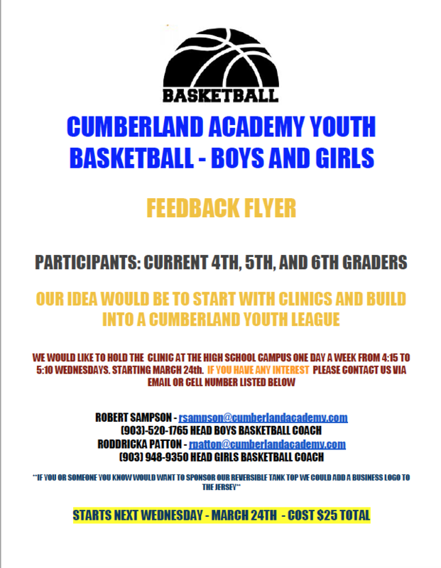 Youth Basketball Clinic Featured Photo