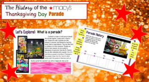 Macy's Thanksgiving Day Parade history