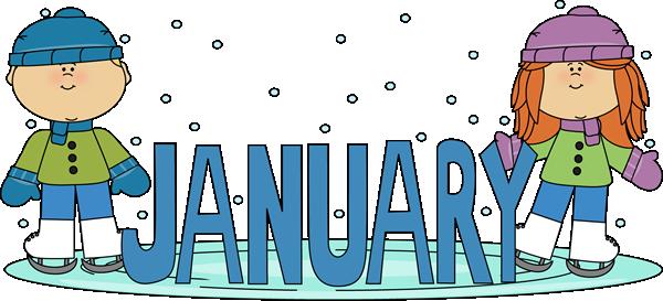 January 2019 Calendar/ Calendario de enero Featured Photo