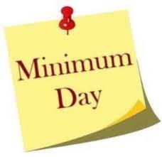 Minimum Day Post-it
