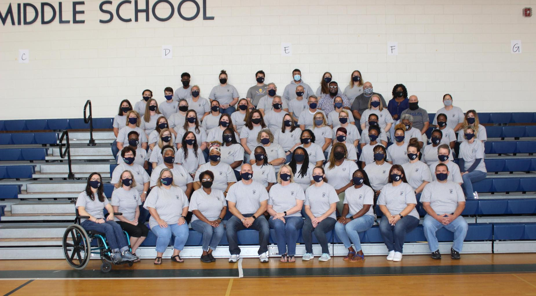 JMMS 2020-2021 Faculty and Staff