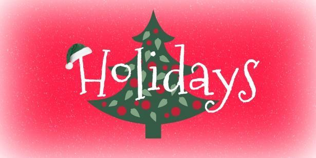 Student Early Release and Holidays Thumbnail Image