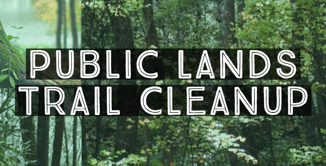Trail Clean Up Logo