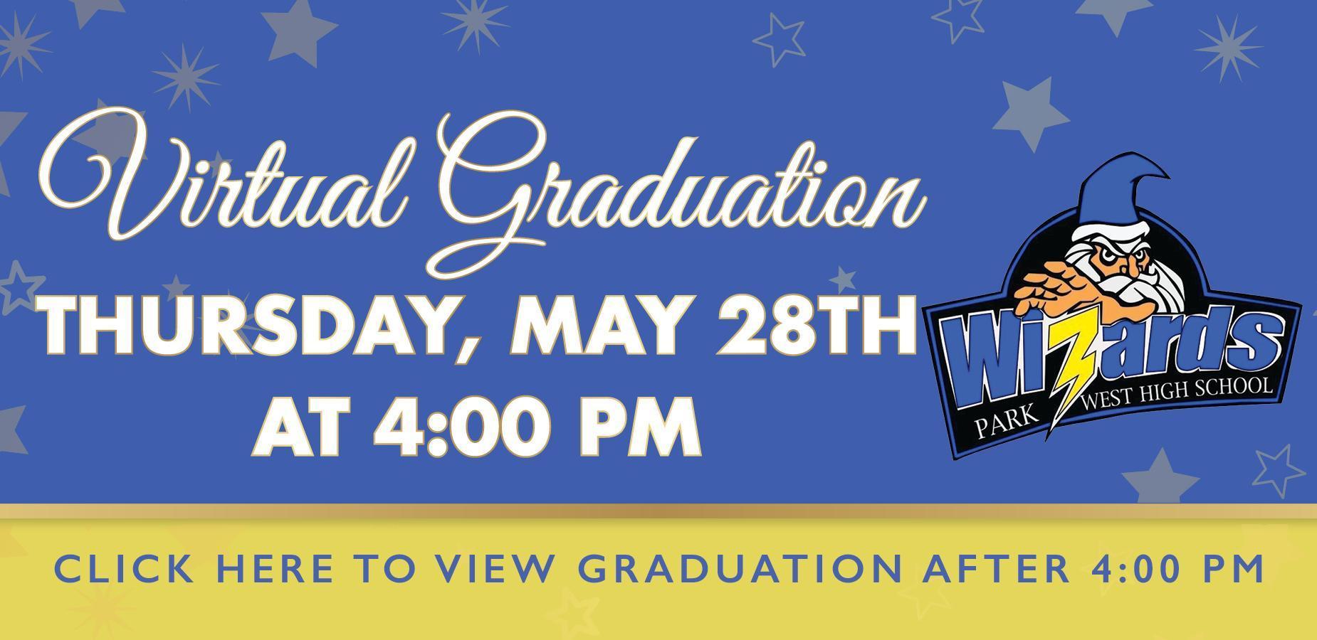 Virtual Grad Banner
