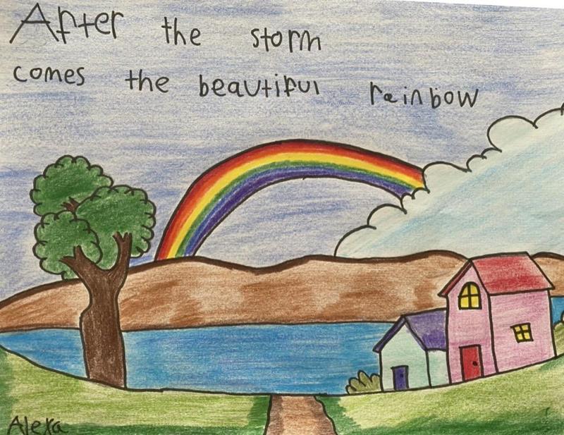 Students Art / Ilustraciones de Los Estudiantes Thumbnail Image